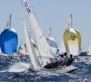 Régates Royales – Trophée Panerai 2011: Italy's Giuseppe Duca wins in the Dragon class