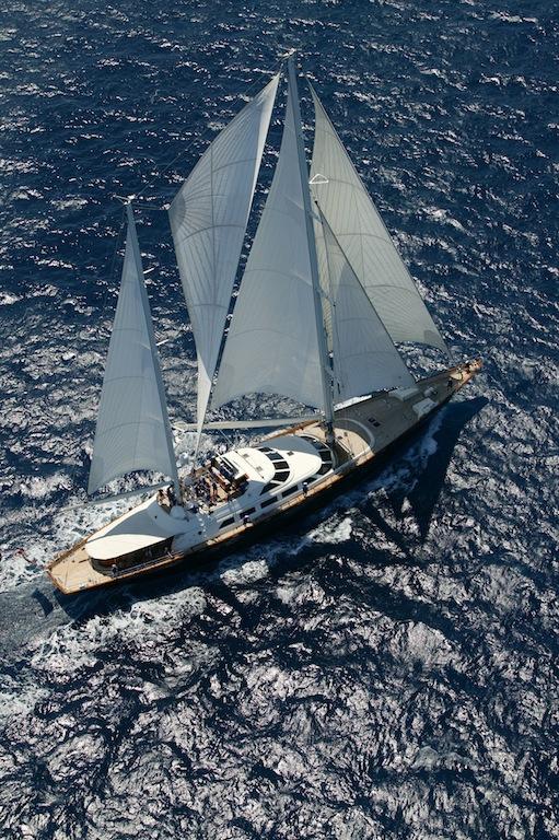 Sailing Yacht Antara