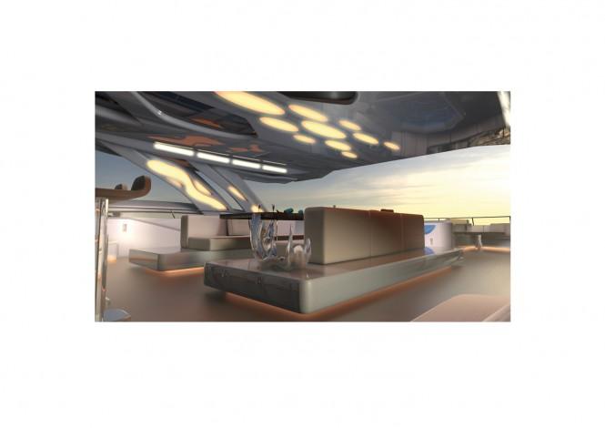 Superyacht Proxima by RF Yachts
