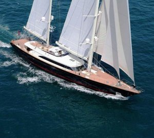 Perini Navi Group's Yachts Fidelis and Galileo G at  2011 MYS and MY Antara and Sailing Yacht P2 at FLIBS