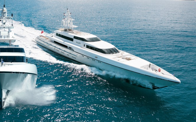 MTU At Monaco Yacht Show With Latest Generation Of Series