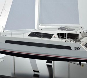 The New Catana 59 Sailing Catamaran