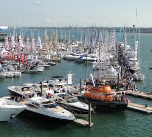 Yachting Industry shows resilience at 2011 PSP Southampton Boat Show