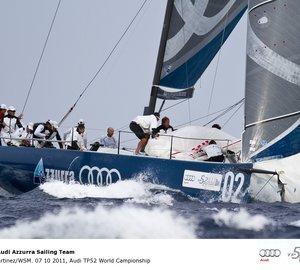 2011 Audi TP52 World Championships – Day 4