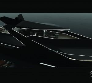 50m motor yacht concept Odin by Sigmund Yacht Design