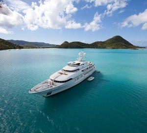 62m motor yacht RoMa by Viareggio Superyachts