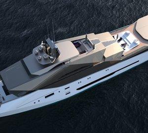 Arman 90m Explorer yacht concept