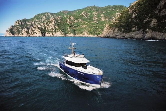 Azimut Magellano 50 motor yacht