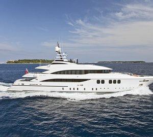 50m Alexander Again Superyacht by Mondo Marine