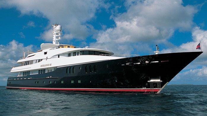 Motor yacht EXCELLENCE III - Abeking & Rasmussen