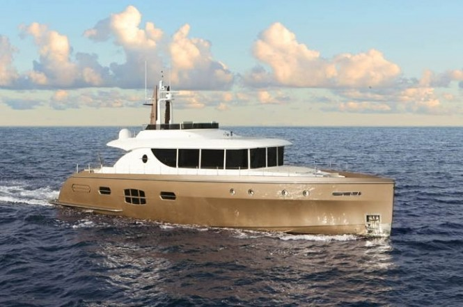 NISI 2400 motor yacht by NISI Yachts
