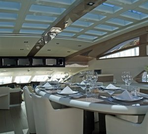 NOOR superyacht wins 2011 ShowBoats Design Award for her interior by Hot Lab