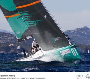Quantum Racing wins 2011 World 2011 Audi TP52 World Championships