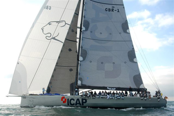 Sailing Yacht Leopard 3 by Farr Yacht Design
