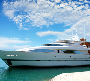 Motor Yacht Horizon RP120 to be built by Horizon Yachts