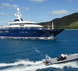 Top Ten largest Superyachts at the Fort Lauderdale Boat Show 2011