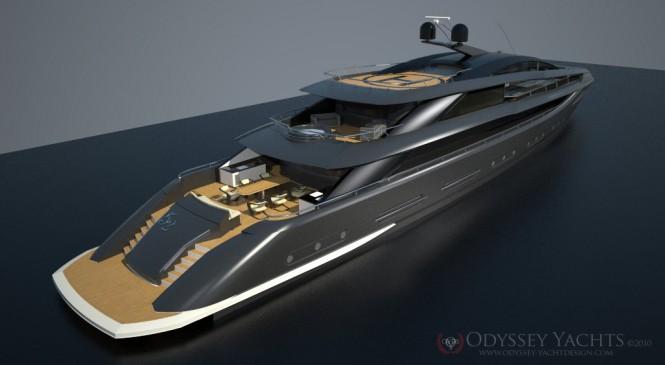 Veloce motoryacht by Odyssey Yacht Design