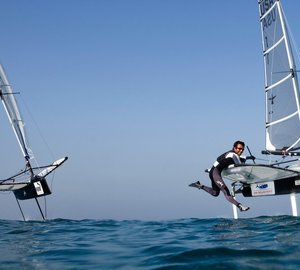 WINNER - Yacht Racing Images 2010 sponsored by Mirabaud Bank. Photo copyright Thierry Martinez