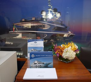 Benetti Delfino 93 motor yacht selected by SeaNet for Fractional ownership