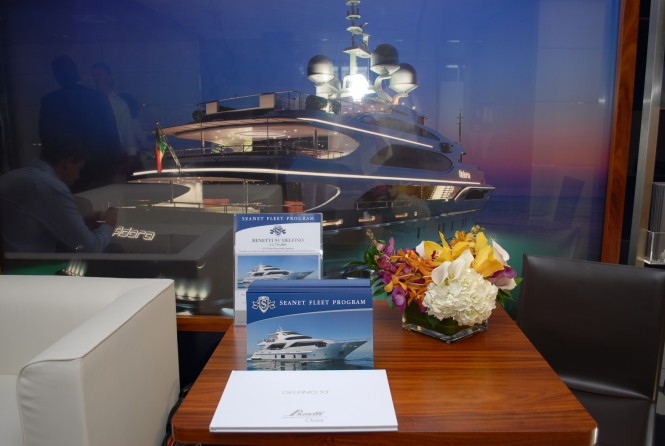 Benetti Yachts selected=