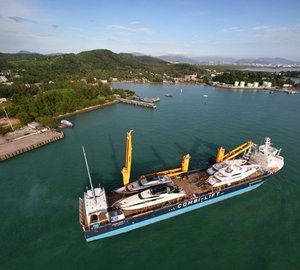 Superyacht crews welcome by Asia-Pacific Superyacht Association