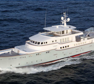 OCEA delivers Commuter 155 'Elisabet' superyacht