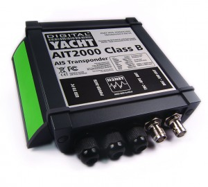 Digital Yacht´s new pint sized Class B AIS Transponder