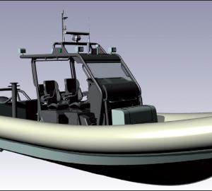 New ERDEVICKI ER30-ST Yacht Tender