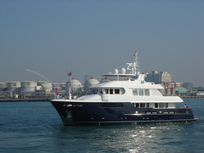 Jade 90´ JY116 Superyacht