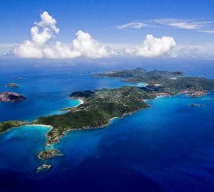 St Barth luxury charter vacations in the Caribbean
