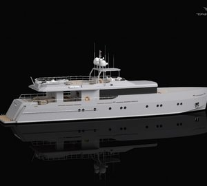 34m ONLY NOW Superyacht almost complete with delivery due in spring 2012