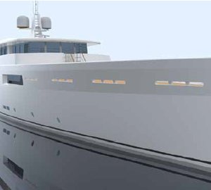 New 164´ Explorer Motor Yacht by JFA Yachts and Bill Dixon Design