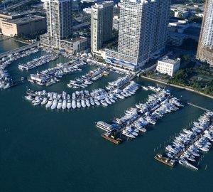 2012 Miami Boat Show: education & entertainment