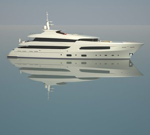 New 50m Marin Yachts superyacht Project designed by Arquinaval