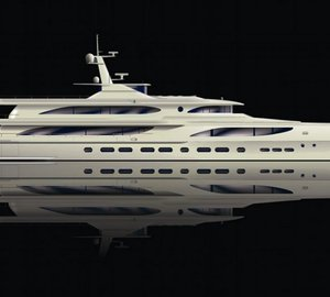 59m luxury motor yacht Y102 by Factoría Naval de Marín