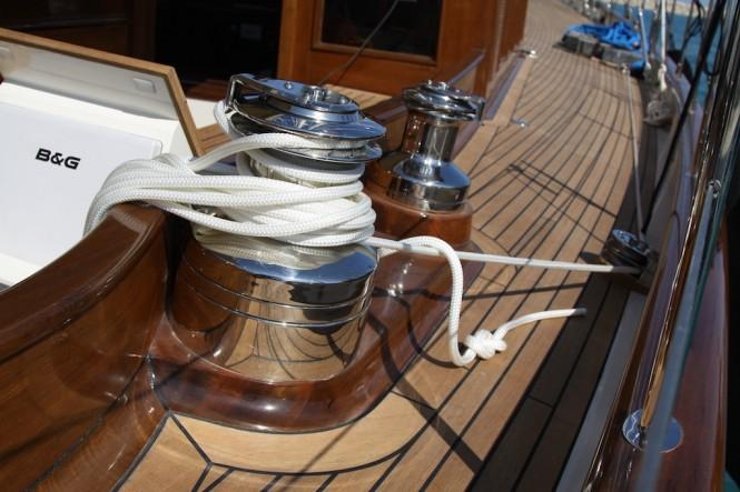 83ft sailing yacht Shindela by Arkin Pruva Argos