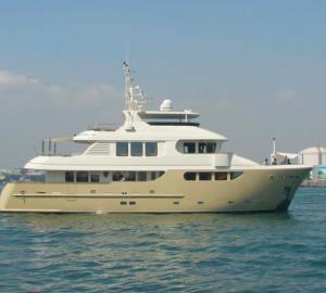 Jade Yachts launch Luxury motor yacht 'SMILIN G T'
