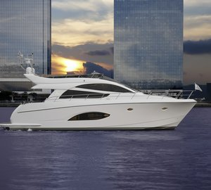 Horizon launches the First Horizon E54 Motoryacht with debut at the 2012 Dusseldorf Boat Show