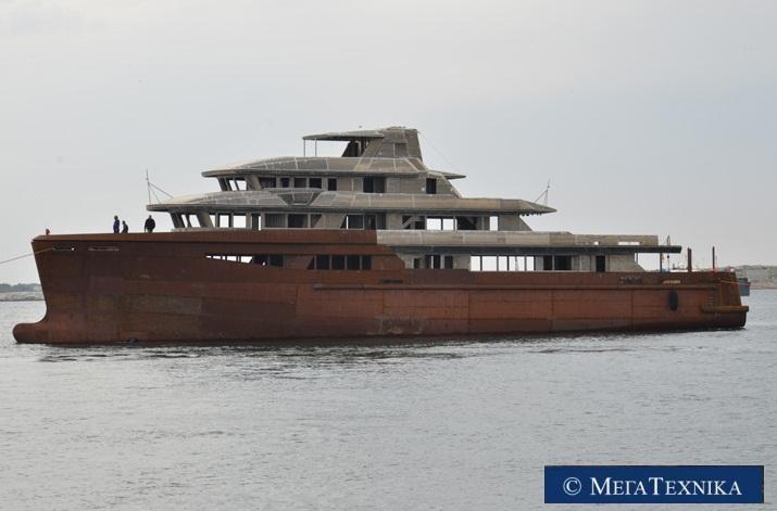 Mega Technica 50m Hull 163.10 superyacht