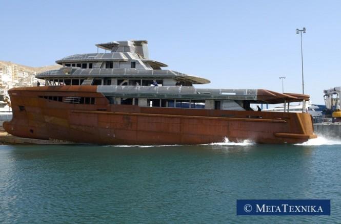 Mega Technica 50m Hull 164.10 superyacht
