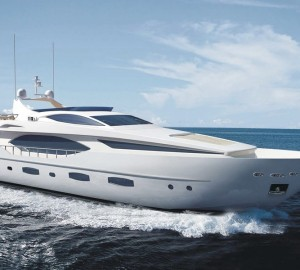 IAG 100 Super Yacht Electra successfully launched