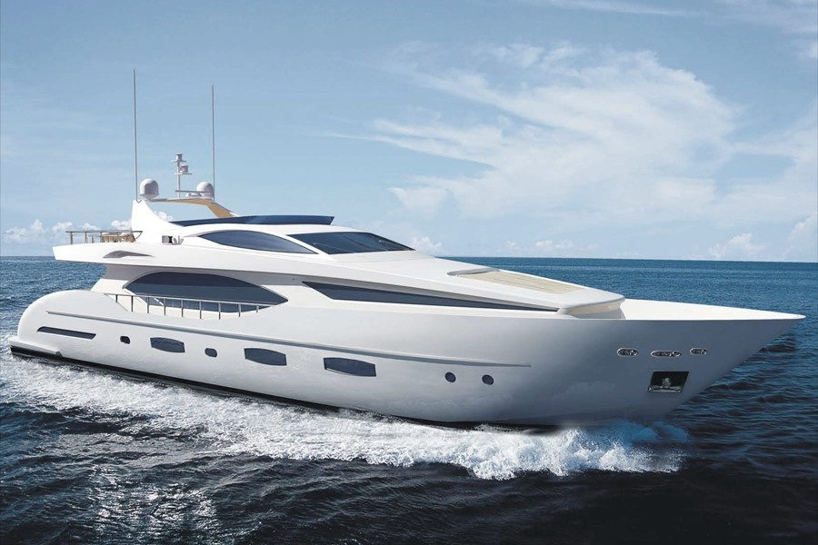 Motor Yacht Electra by IAG Yachts