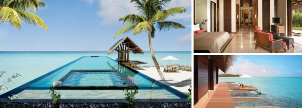 One Only Reethi Rah Beach Villa With Pool