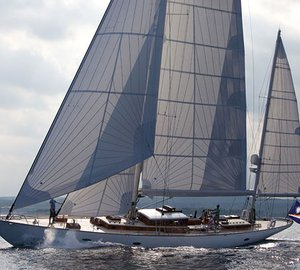 27m sailing yacht Bequia by Stephens Waring Yacht Design