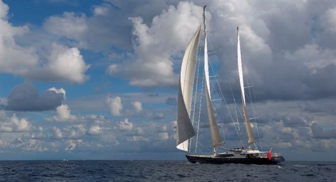 Sailing Yacht Drumbeat (ex Salperton)
