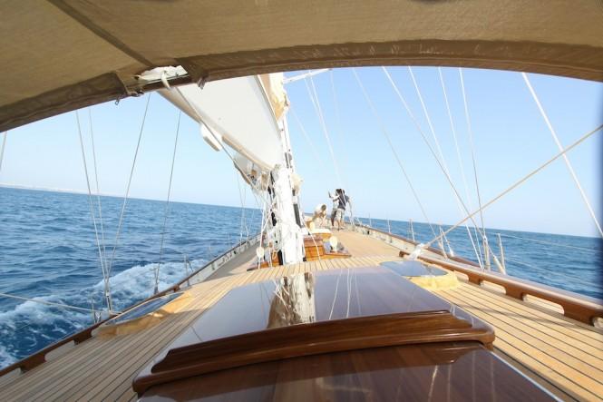Shindela Yacht by Arkin Pruva Argos Yachts