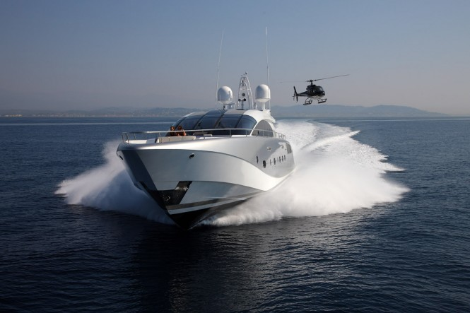 Shooting Star by Danish Yachts
