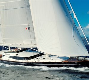 Sailing yacht Drumbeat - opportunity of a lifetime world trip yacht charter