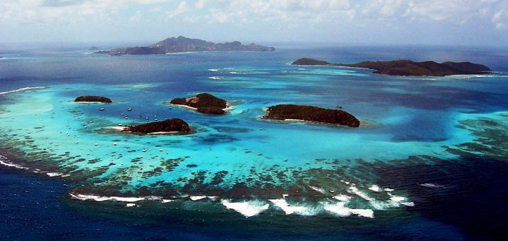 The Tobago Cays, Grenadines
