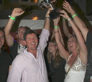 2011 Antigua Charter Yacht Show a Success